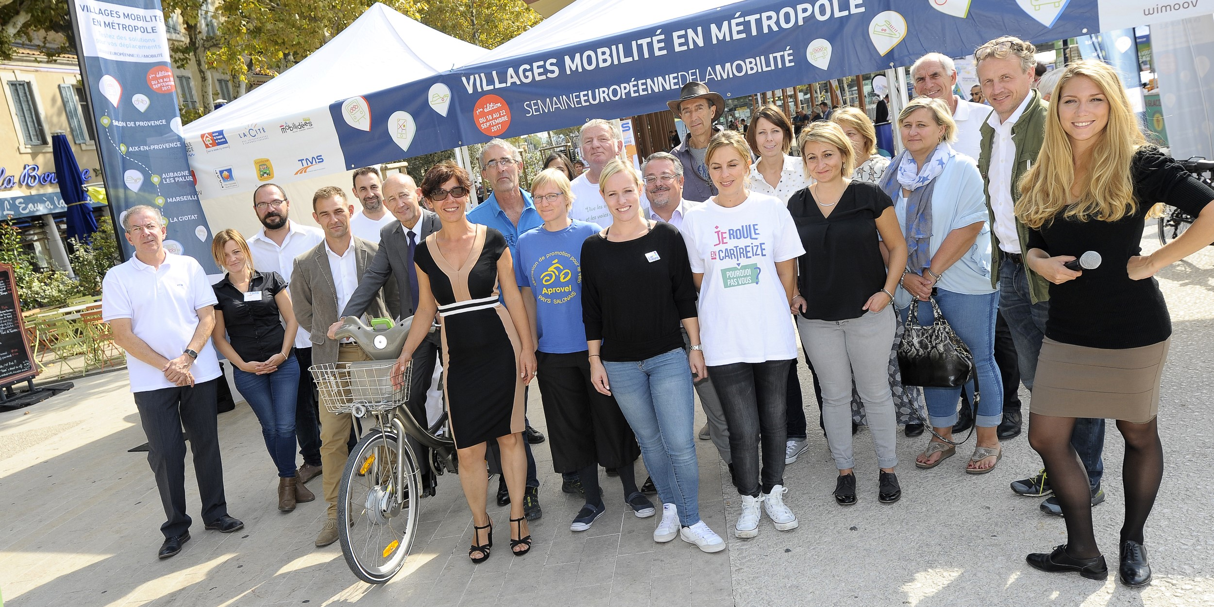 Salon de provence semaine de la mobilit en m tropole - Securite sociale salon de provence adresse ...
