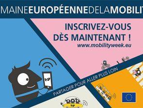 Villages Mobilité En Métropole - visuel semaine européenne de la mobilité 2017